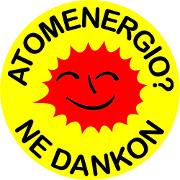 Atoma energio, ne dankon